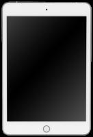 Apple iPad mini Wi-Fi + Cell 64GB silber MUX62FD/A