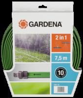 Gardena Schlauch-Regner grün 7,5 m Länge