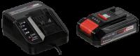 Einhell Starter Kit 18V 2,5 Ah Power X-Change