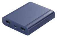 GP Powerbank B10A blau 10000mAh 2 x USB 2,1A 130B10ABLUE