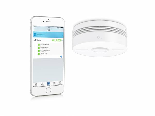 Eve Smoke (Apple HomeKit)