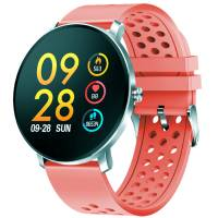 Denver SW-171ROSE Smartwatch Silber IPS 3,3 cm (1.3 Zoll)