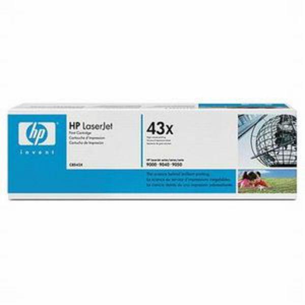 HP Toner C8543X Schwarz (ca. 30.000 Seiten)