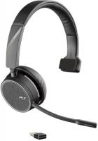 Plantronics Bluetooth Headset Voyager 4210 UC monaural USB-A