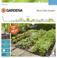 Gardena Micro-Drip Start Set Pflanzflächen
